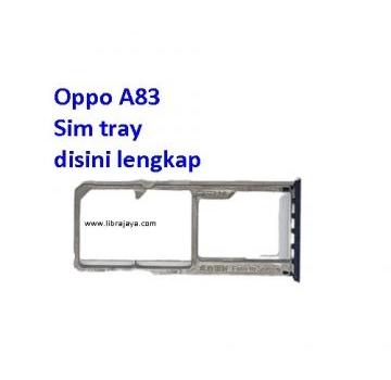 Jual Sim tray Oppo A83
