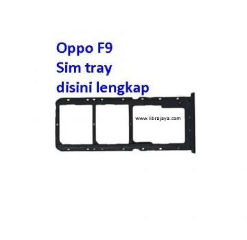 Jual Sim tray Oppo F9