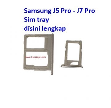 Jual Sim tray Samsung J5 Pro dual sim