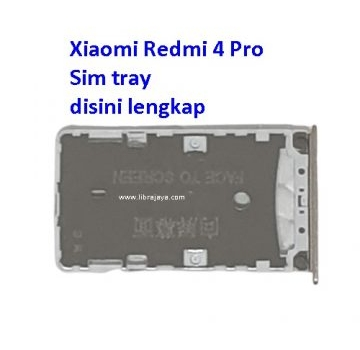Jual Sim tray Redmi 4 Pro