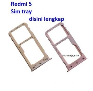 Jual Sim tray Redmi 5