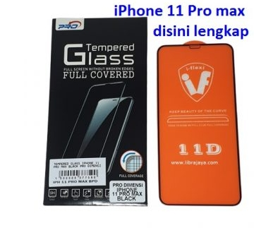 Jual Tempered Glass iPhone 11 Pro Max