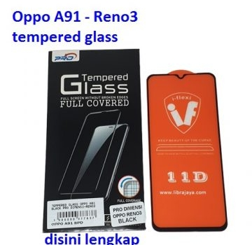 Jual Tempered Glass Oppo A91