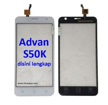 Jual Touch screen Advan S50K