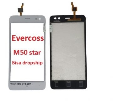 Jual Touch screen Evercoss M50 star