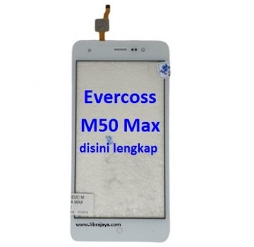 Jual Touch screen Evercoss M50 Max