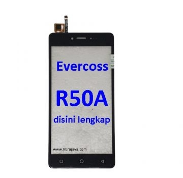 Jual Touch screen Evercoss R50A
