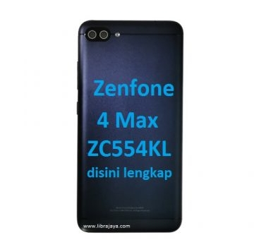 Jual Tutup Baterai Zenfone 4 Max ZC554KL
