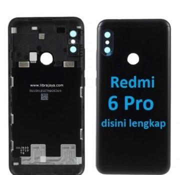 Jual Tutup Baterai Redmi 6 Pro