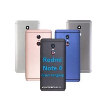 Jual Tutup Baterai Redmi Note 4