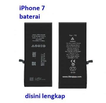 Jual Baterai iPhone 7
