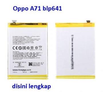 Jual Baterai Oppo A71 blp641