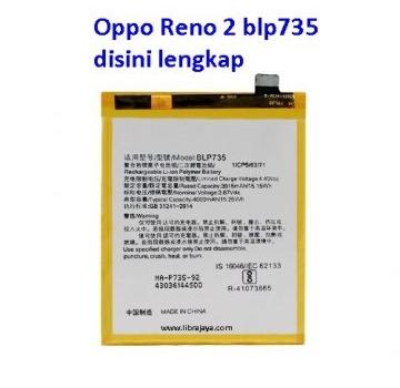Jual Baterai Oppo Reno 2 blp735