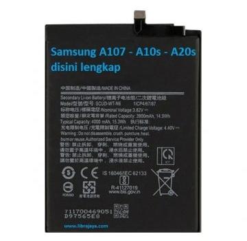 Jual Baterai Samsung A107