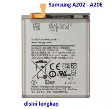 Jual Baterai Samsung A20e