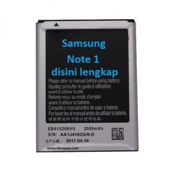 Jual Baterai Samsung Note 1