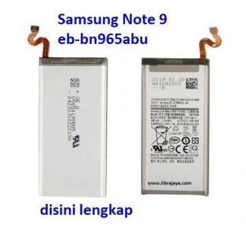Jual Baterai Samsung Note 9