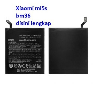 Jual Baterai Xiaomi mi5s bm36