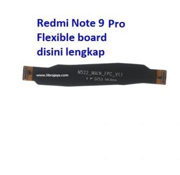 Jual Flexible board Redmi Note 9 Pro