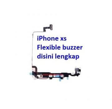 Jual Flexible buzzer iPhone XS