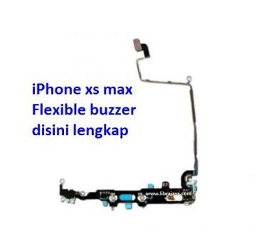 Jual Flexible buzzer iPhone XS Max