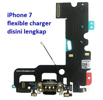 Jual Flexible charger iPhone 7