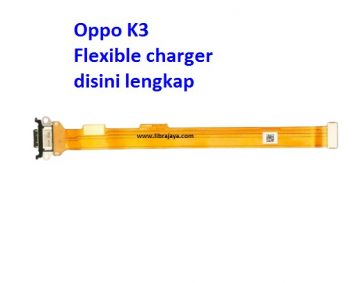 Jual Flexible charger Oppo K3