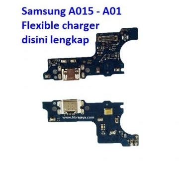 Jual Flexible charger Samsung A01