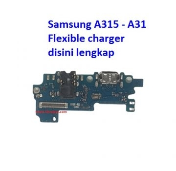 Jual Flexible charger Samsung A31