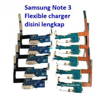 Jual Flexible charger Samsung Note 3