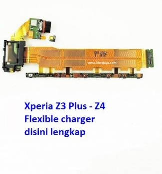 Jual Flexible charger Xperia Z3 Plus