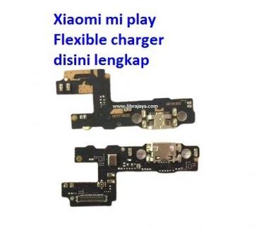 Jual Flexible charger Xiaomi mi play
