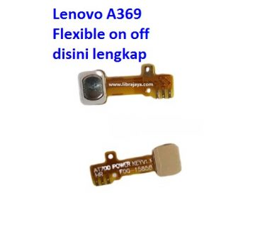 Jual Flexible on off Lenovo A369