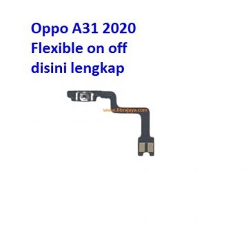 Jual Flexible on off Oppo A31 2020