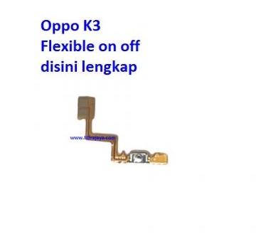 Jual Flexible on off Oppo K3
