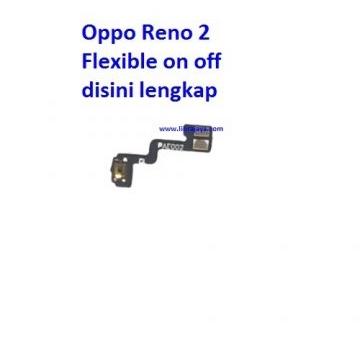 Jual Flexible on off Oppo Reno 2