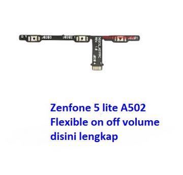 Jual Flexible on off volume zenfone 5 lite