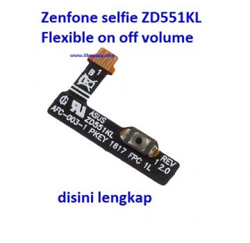 Jual Flexible on off Zenfone selfie ZD551KL