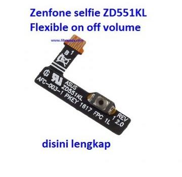flexible-on-off-volume-asus-zenfone-selfie-zd551kl