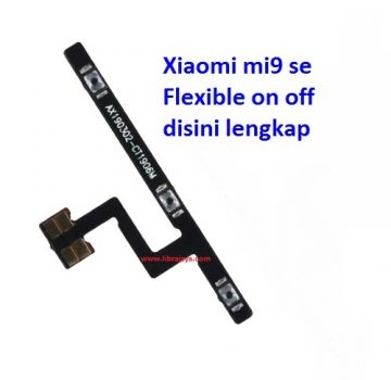 Jual Flexible on off volume Xiaomi mi9 se