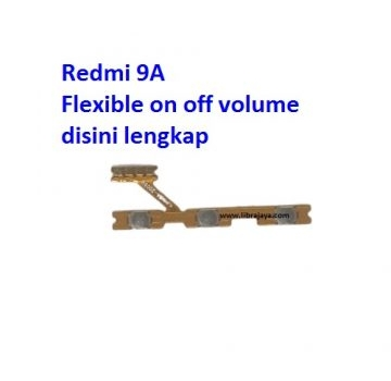 Jual Flexible on off Redmi 9a