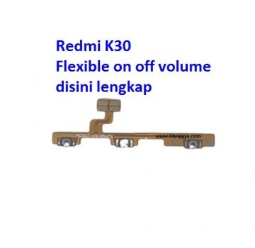 Jual Flexible on off volume Redmi K30
