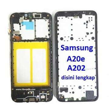 Jual Frame lcd Samsung A20e
