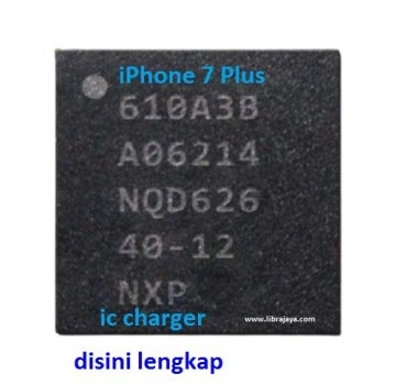 Jual IC charger 610A3B iPhone 7 Plus