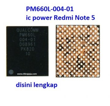 Jual Ic Power Redmi Note 5 PM660L-004-01