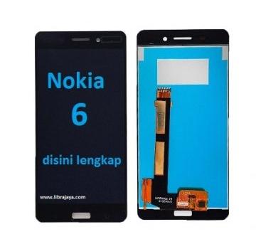 Jual Lcd Nokia 6 TA1000