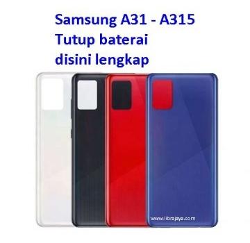 Jual Tutup baterai Samsung A31