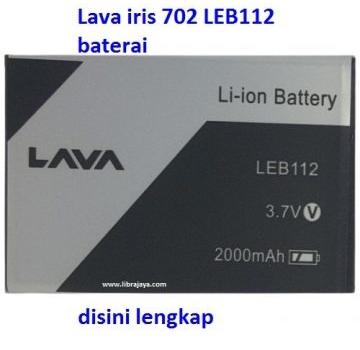 Jual Baterai Lava Iris 702