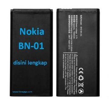 Jual Baterai Nokia X BN-01