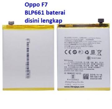 Jual Baterai Oppo F7 BLP661